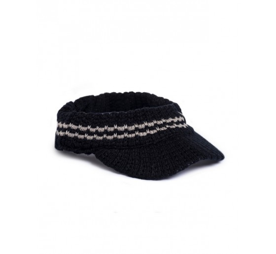 K2 KNIT VISOR POISON WOOD