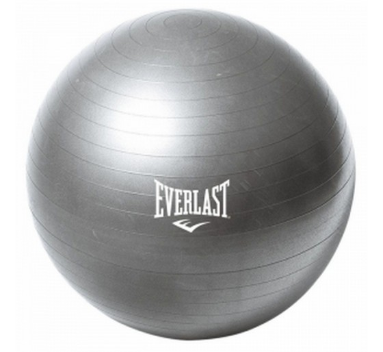 EVERLAST FITNESS BALL +...