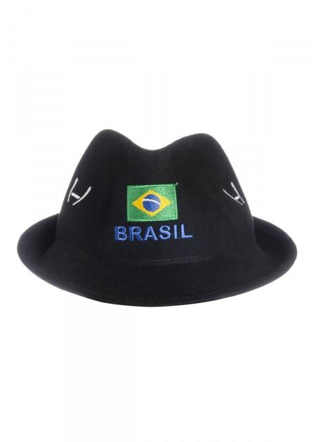 HYRA BRAZIL FELT HAT